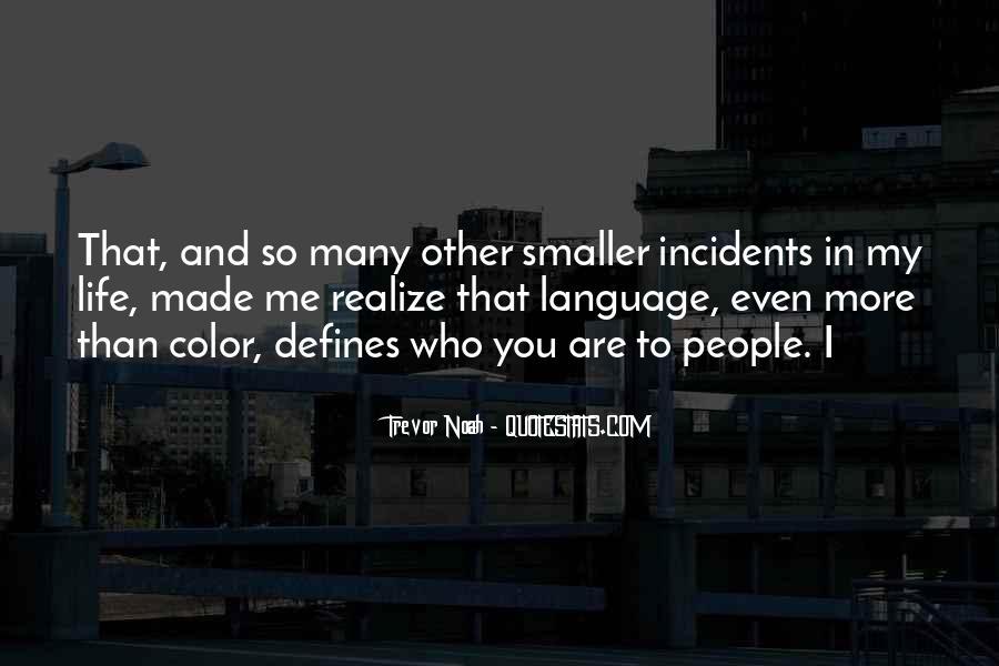 Trevor Noah Quotes #13900