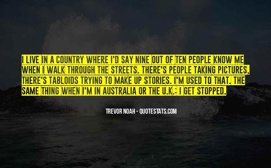Trevor Noah Quotes #1409443