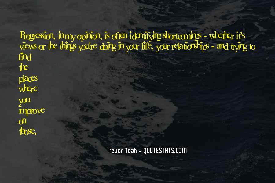 Trevor Noah Quotes #1571345