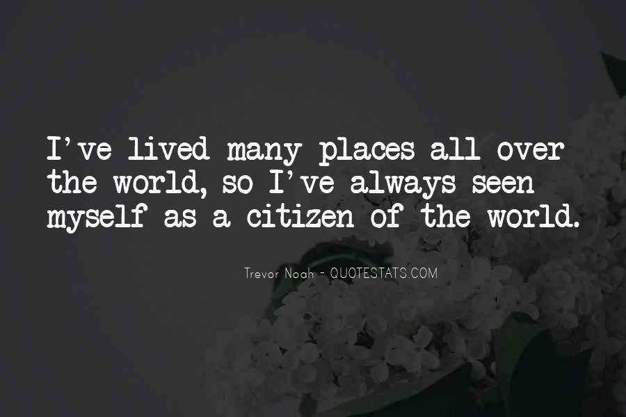 Trevor Noah Quotes #1595344