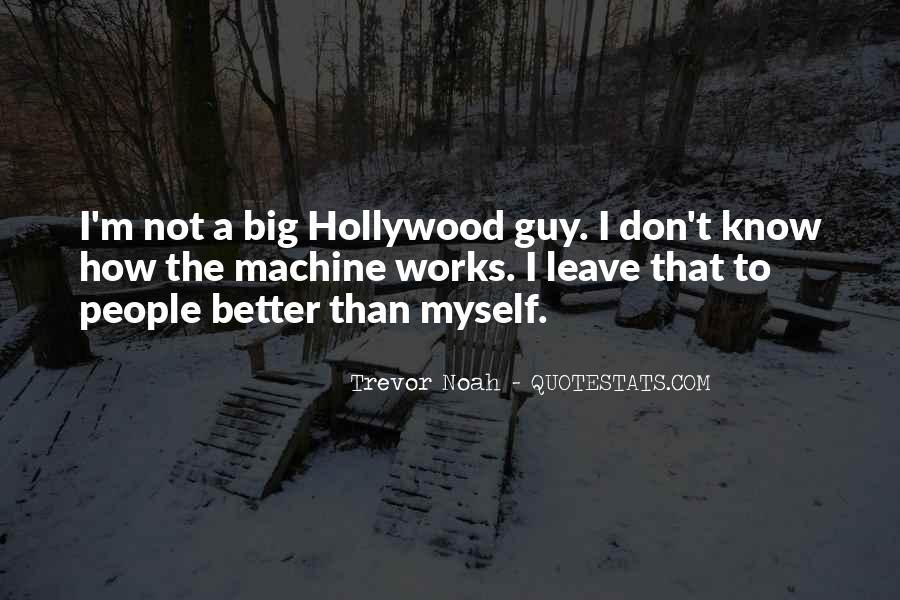 Trevor Noah Quotes #353746