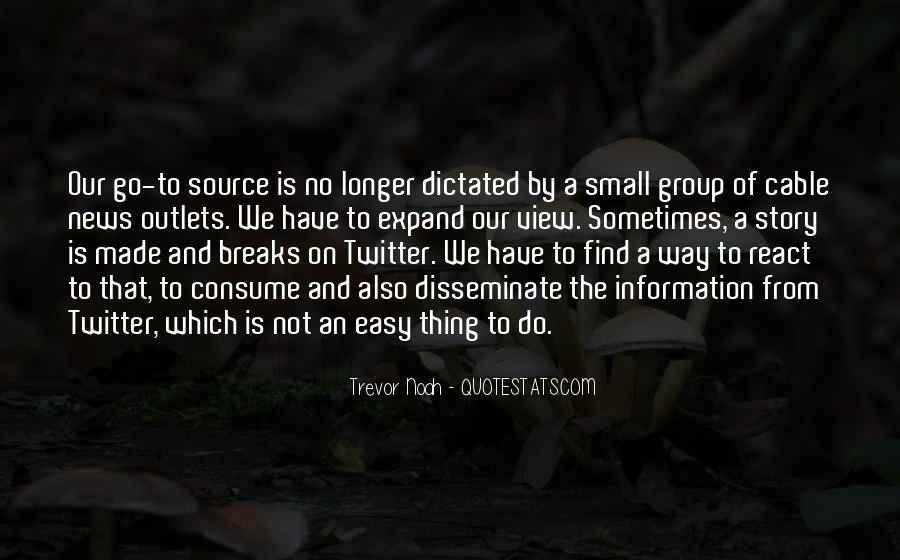 Trevor Noah Quotes #623478