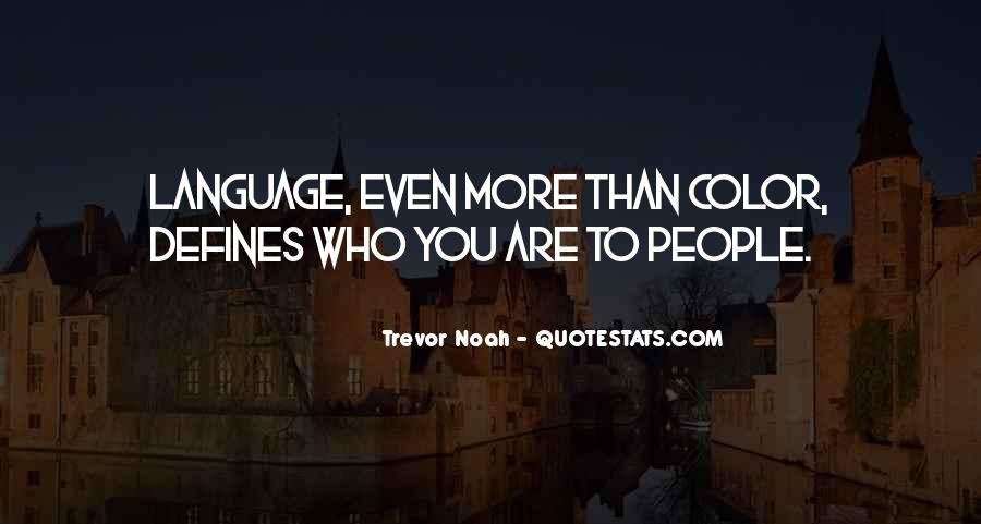 Trevor Noah Quotes #636946