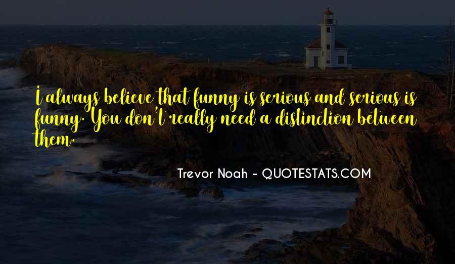 Trevor Noah Quotes #700805