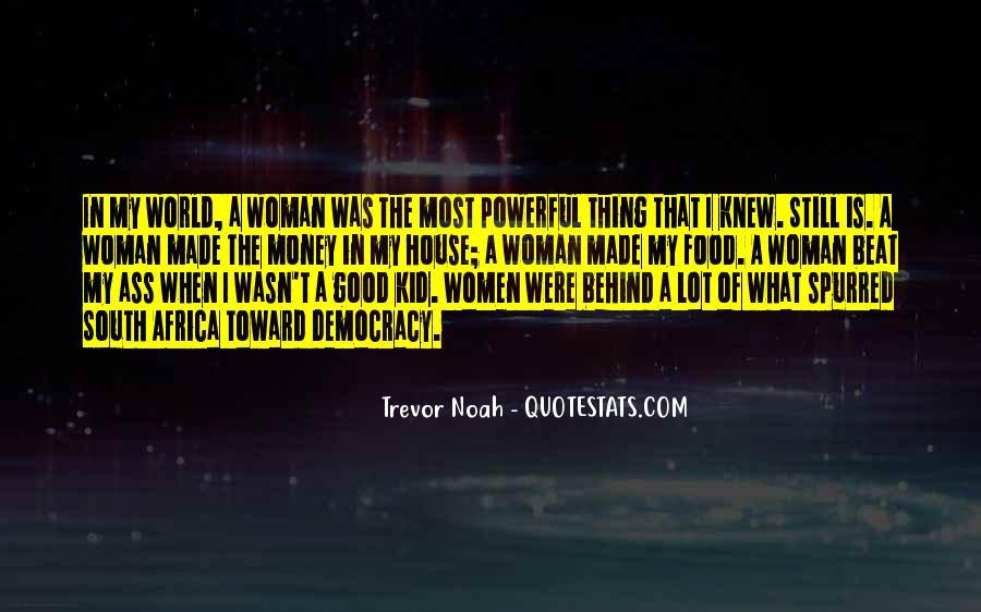 Trevor Noah Quotes #918665