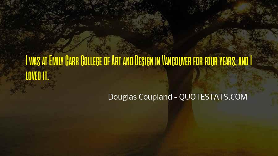 Quotes About Art And Design #1010367