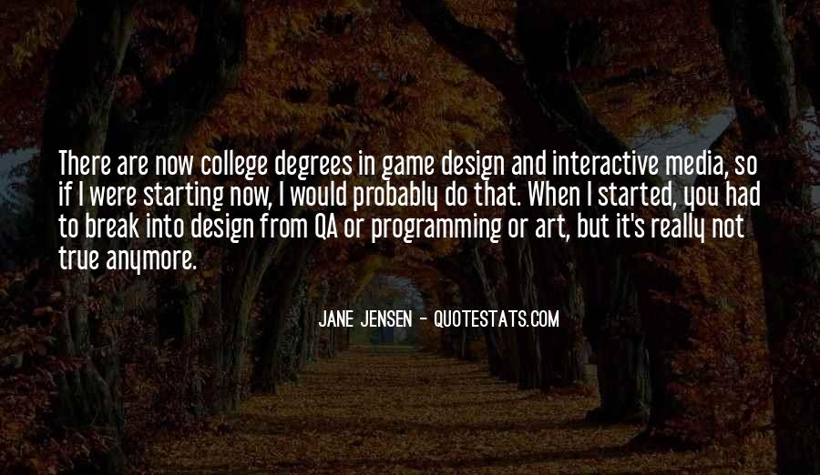 Quotes About Art And Design #1297076
