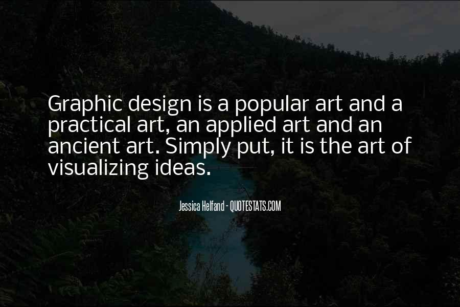 Quotes About Art And Design #1367976