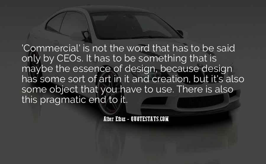 Quotes About Art And Design #1372360