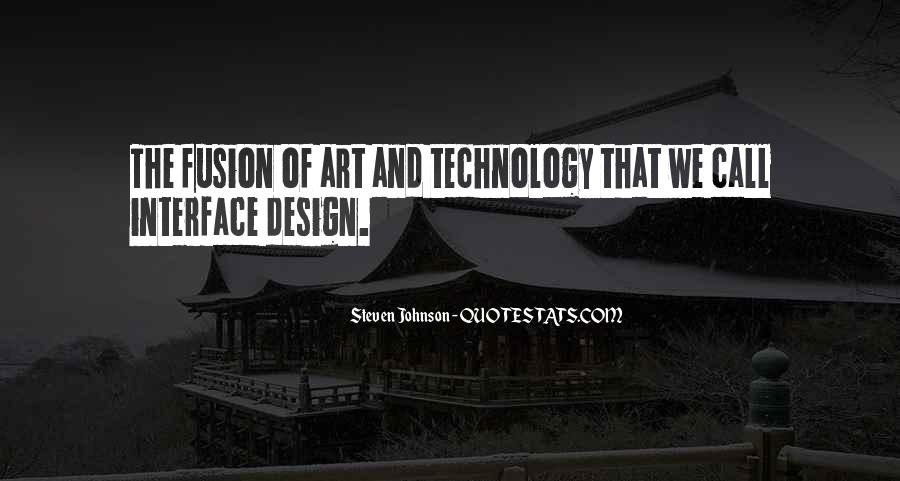 Quotes About Art And Design #1433164