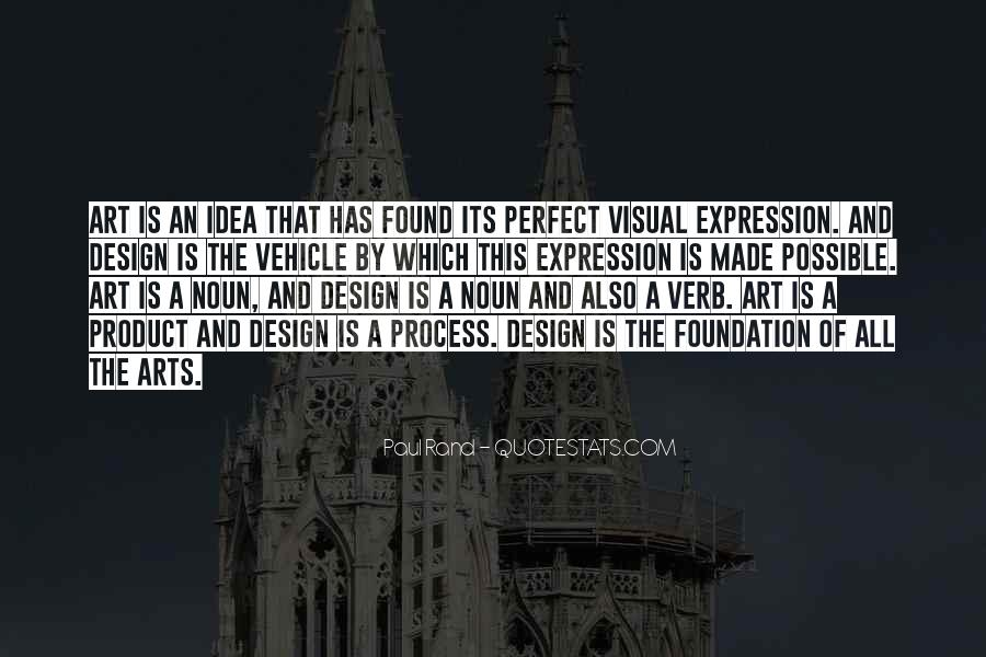 Quotes About Art And Design #1610238