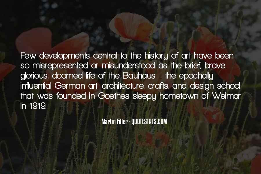 Quotes About Art And Design #1646698