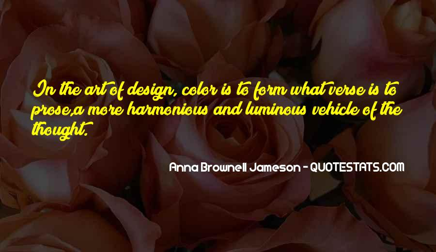 Quotes About Art And Design #392193