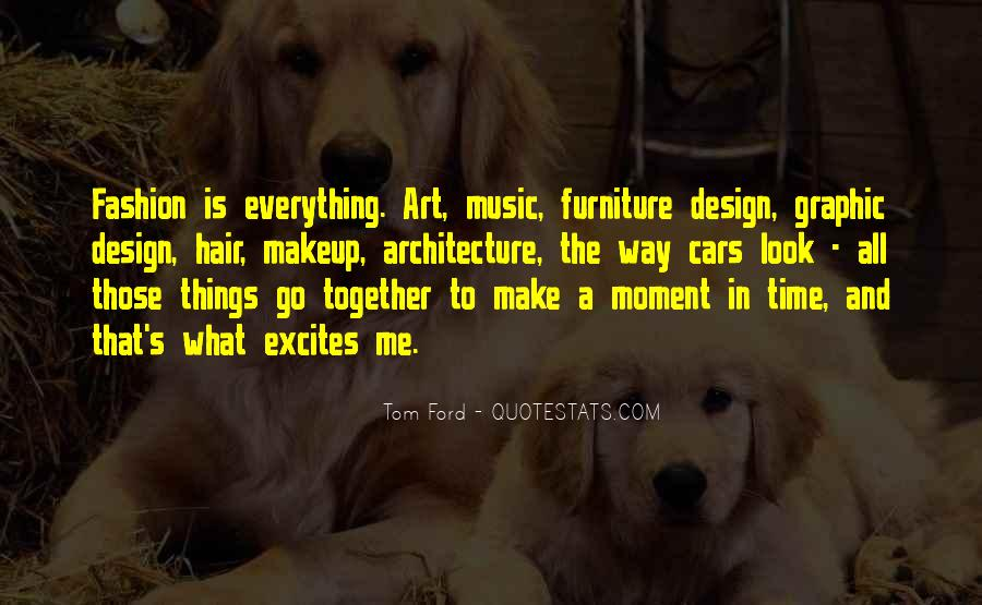 Quotes About Art And Design #529163
