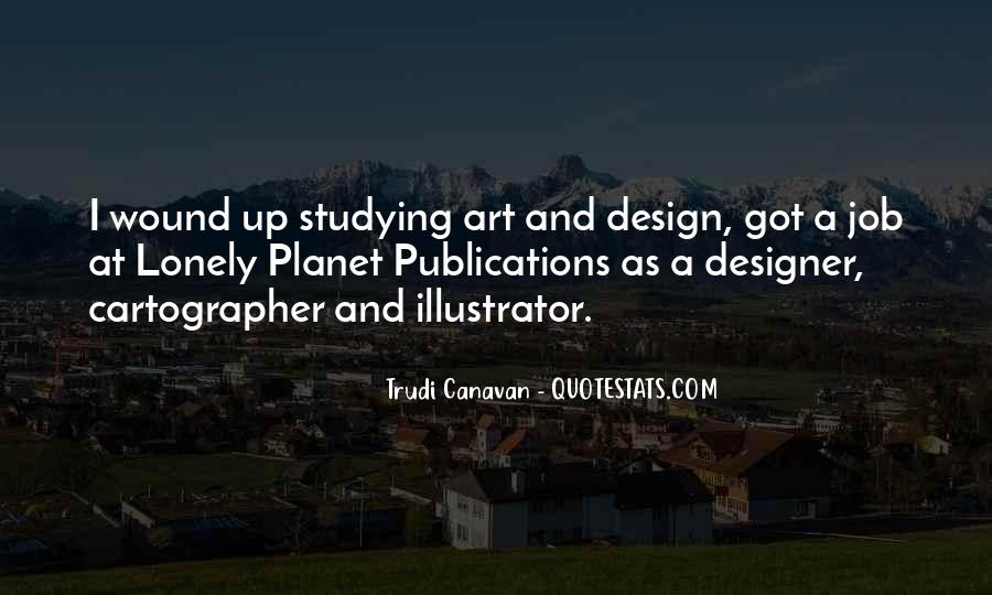 Quotes About Art And Design #609168