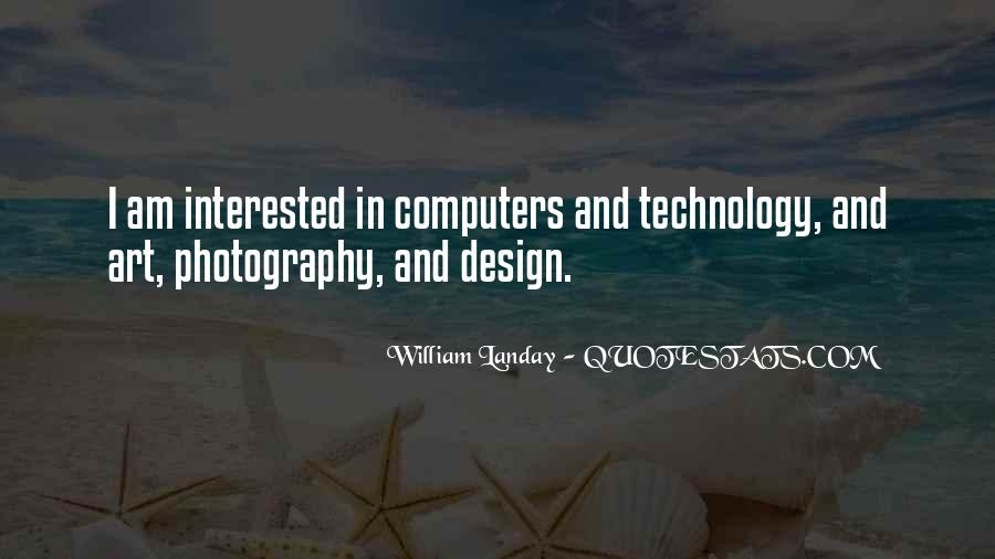 Quotes About Art And Design #74294