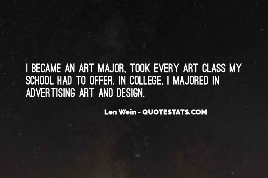 Quotes About Art And Design #856010
