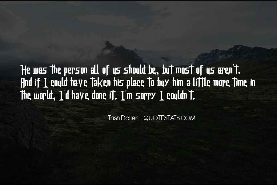 Trish Doller Quotes #1303644