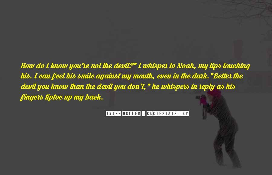 Trish Doller Quotes #1530625