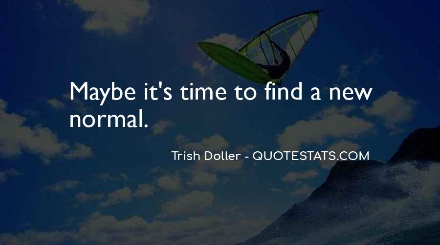 Trish Doller Quotes #1739446
