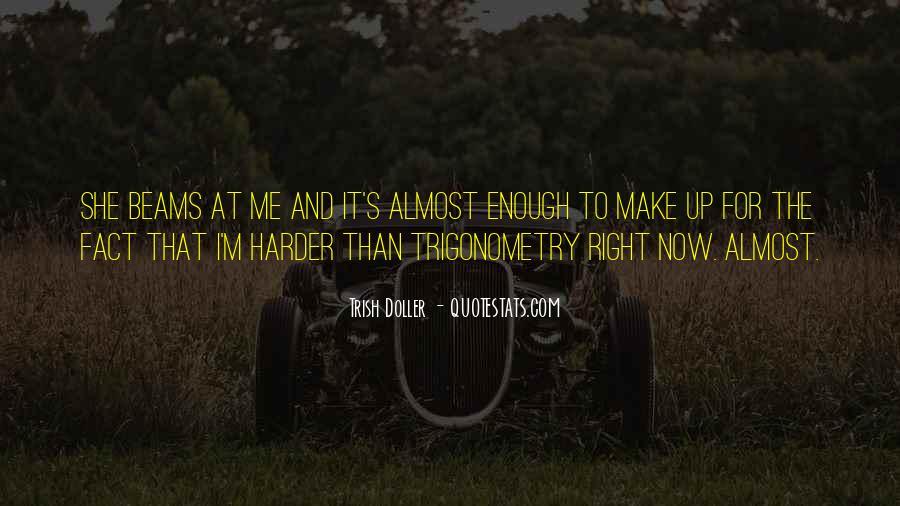 Trish Doller Quotes #218569