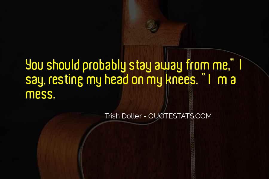 Trish Doller Quotes #248387