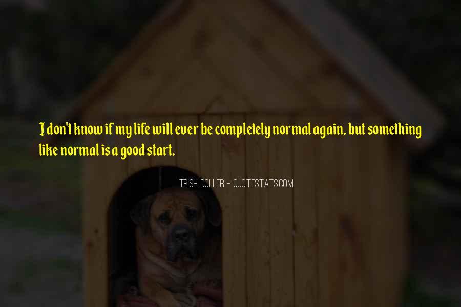 Trish Doller Quotes #393803