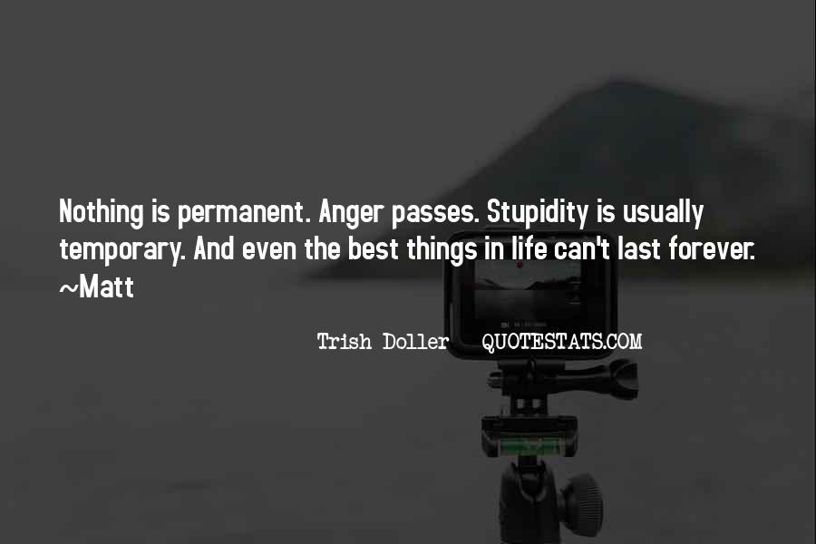 Trish Doller Quotes #606118