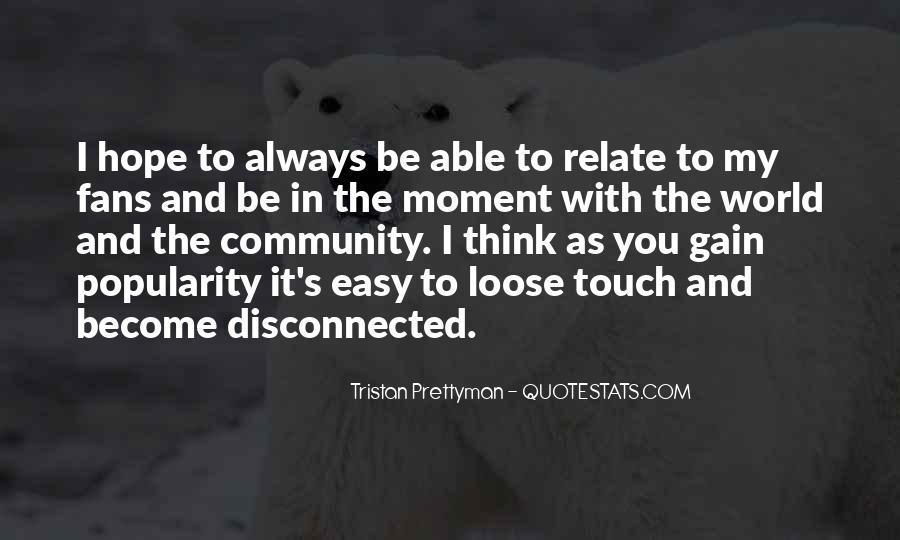 Tristan Prettyman Quotes #269707