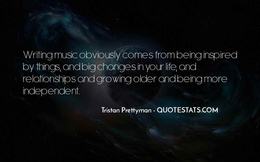 Tristan Prettyman Quotes #762709