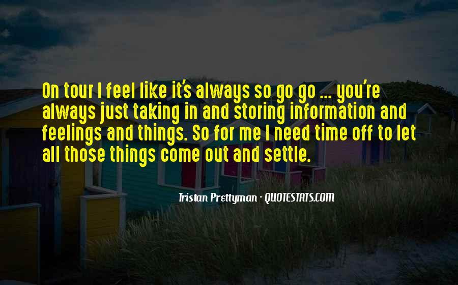 Tristan Prettyman Quotes #806856