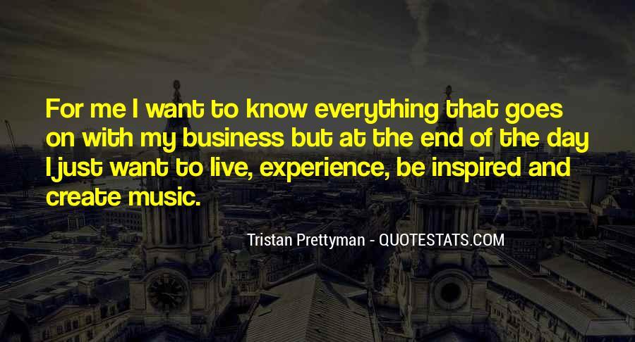 Tristan Prettyman Quotes #807734