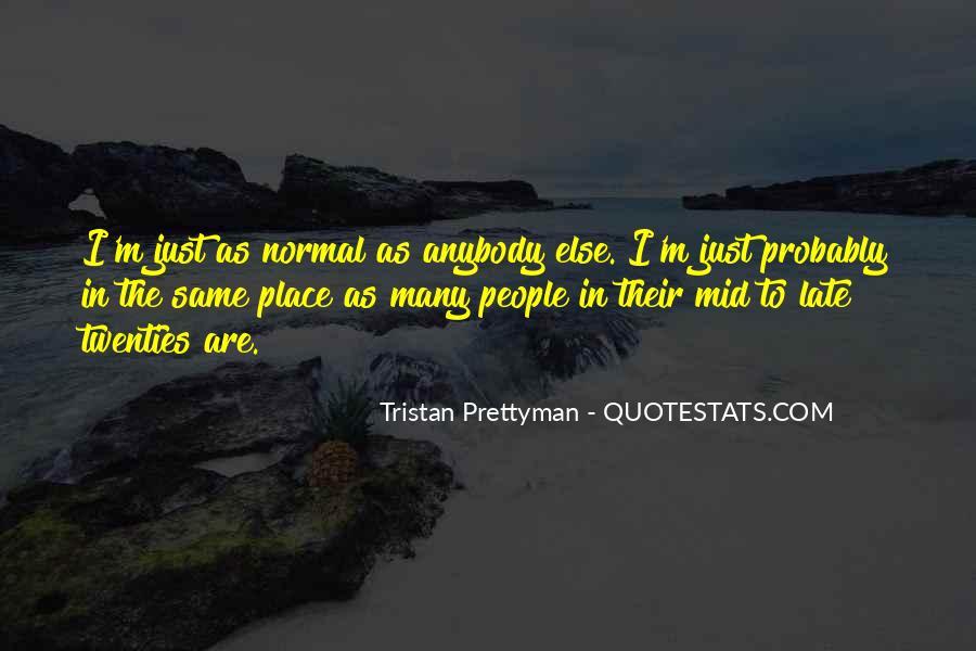 Tristan Prettyman Quotes #862430