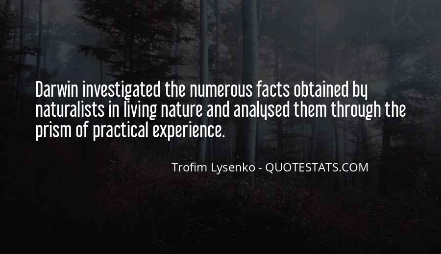 Trofim Lysenko Quotes #1185104