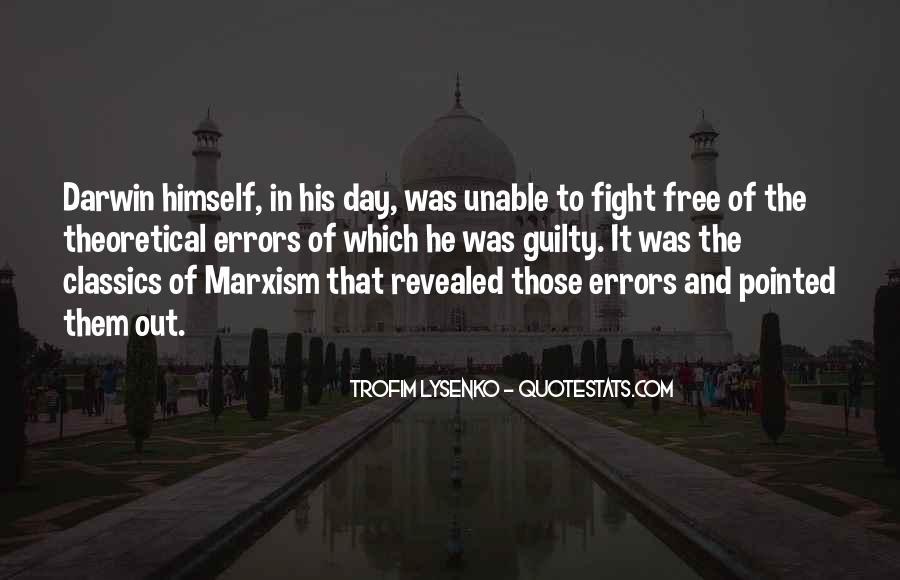 Trofim Lysenko Quotes #352272