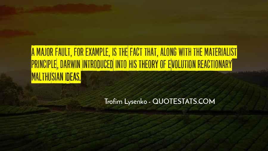 Trofim Lysenko Quotes #504747