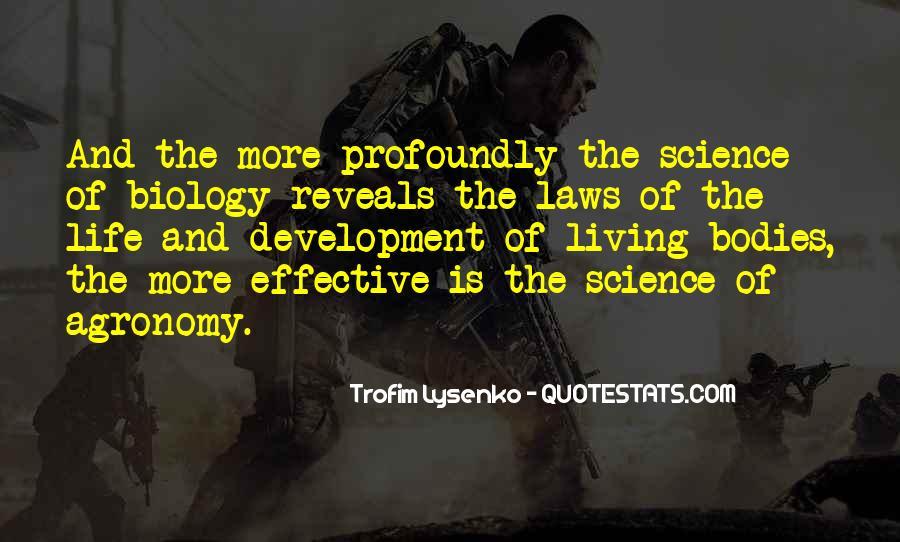 Trofim Lysenko Quotes #625629