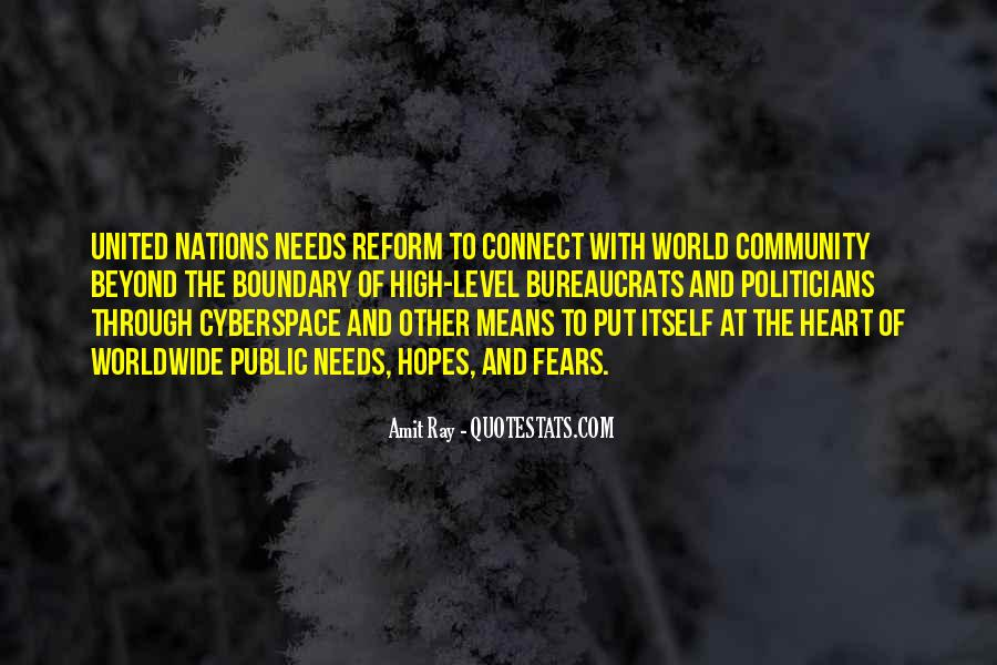 Quotes About The United Nations Security Council #1820096