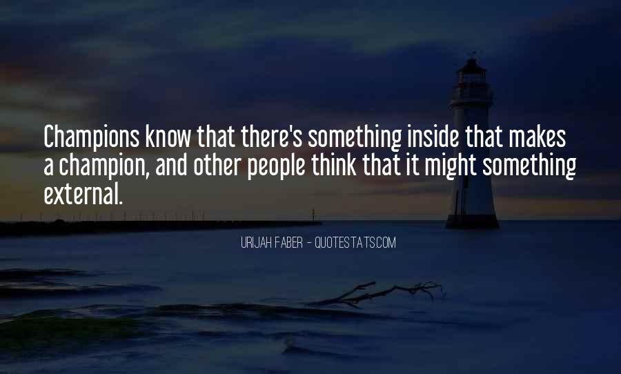 Urijah Faber Quotes #1808559