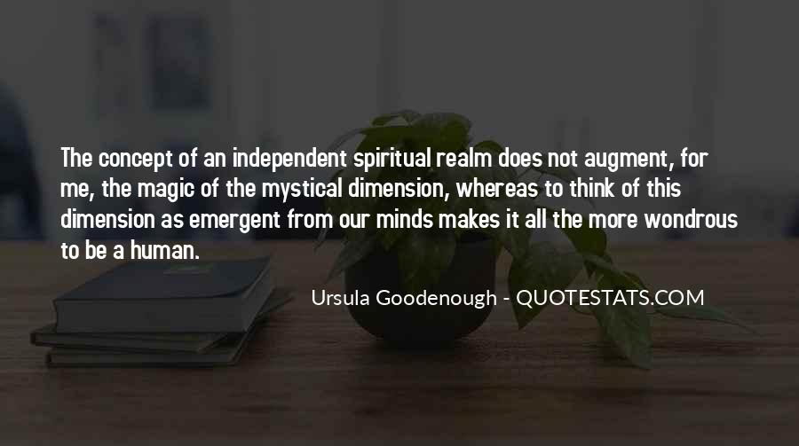 Ursula Goodenough Quotes #1578156