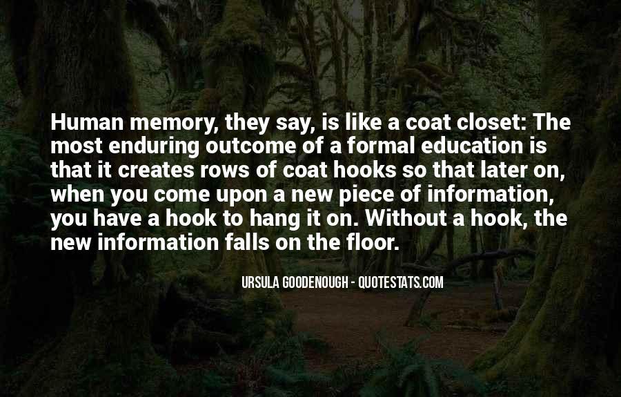 Ursula Goodenough Quotes #197606