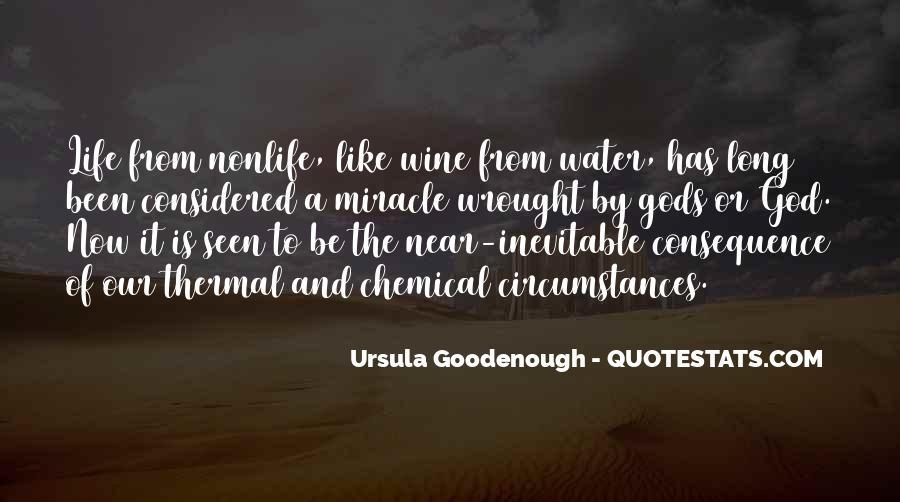 Ursula Goodenough Quotes #358540