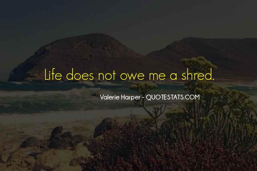 Valerie Harper Quotes #1137212