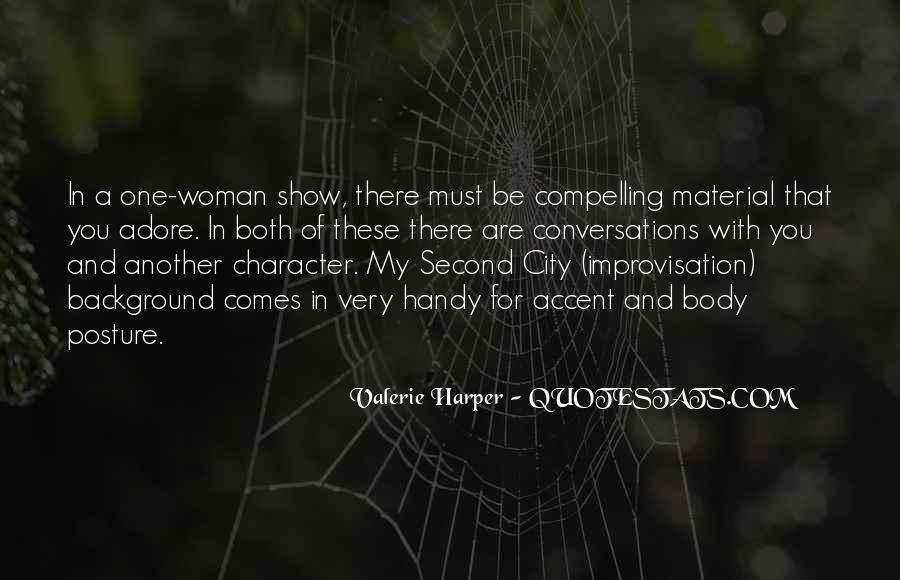 Valerie Harper Quotes #1272579