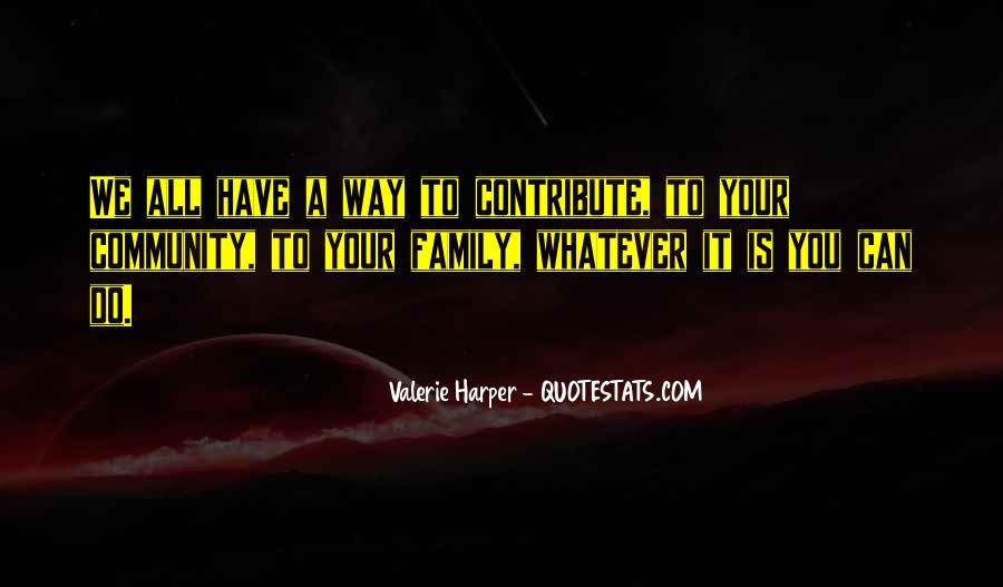 Valerie Harper Quotes #1291222