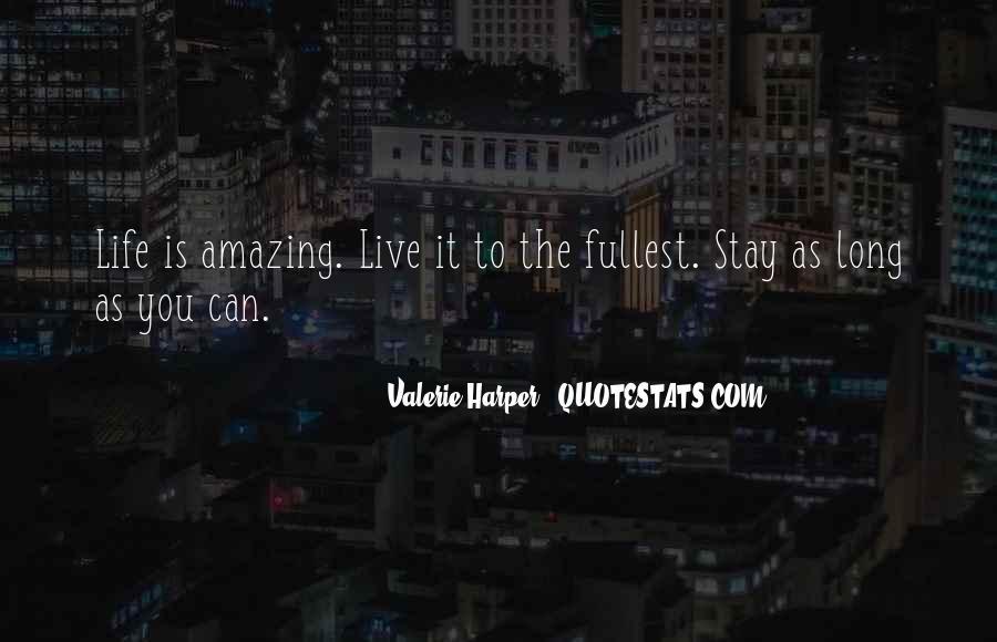 Valerie Harper Quotes #1430533