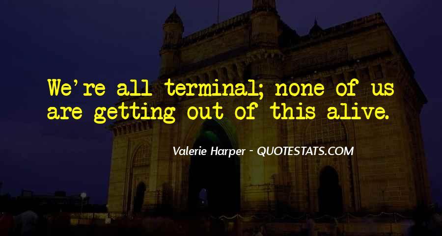 Valerie Harper Quotes #653192