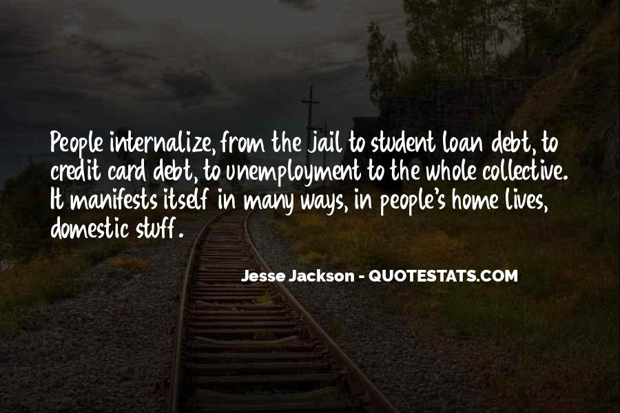 Quotes About Student Debt #1670367