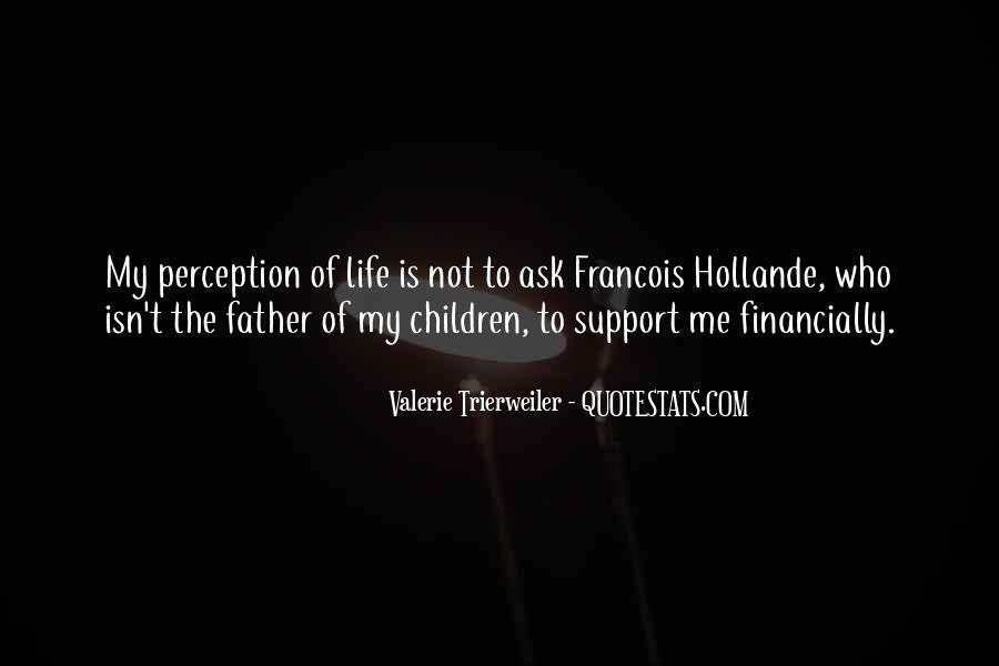 Valerie Trierweiler Quotes #103798