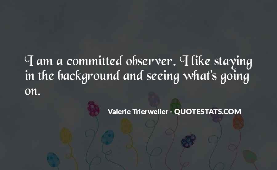 Valerie Trierweiler Quotes #76870